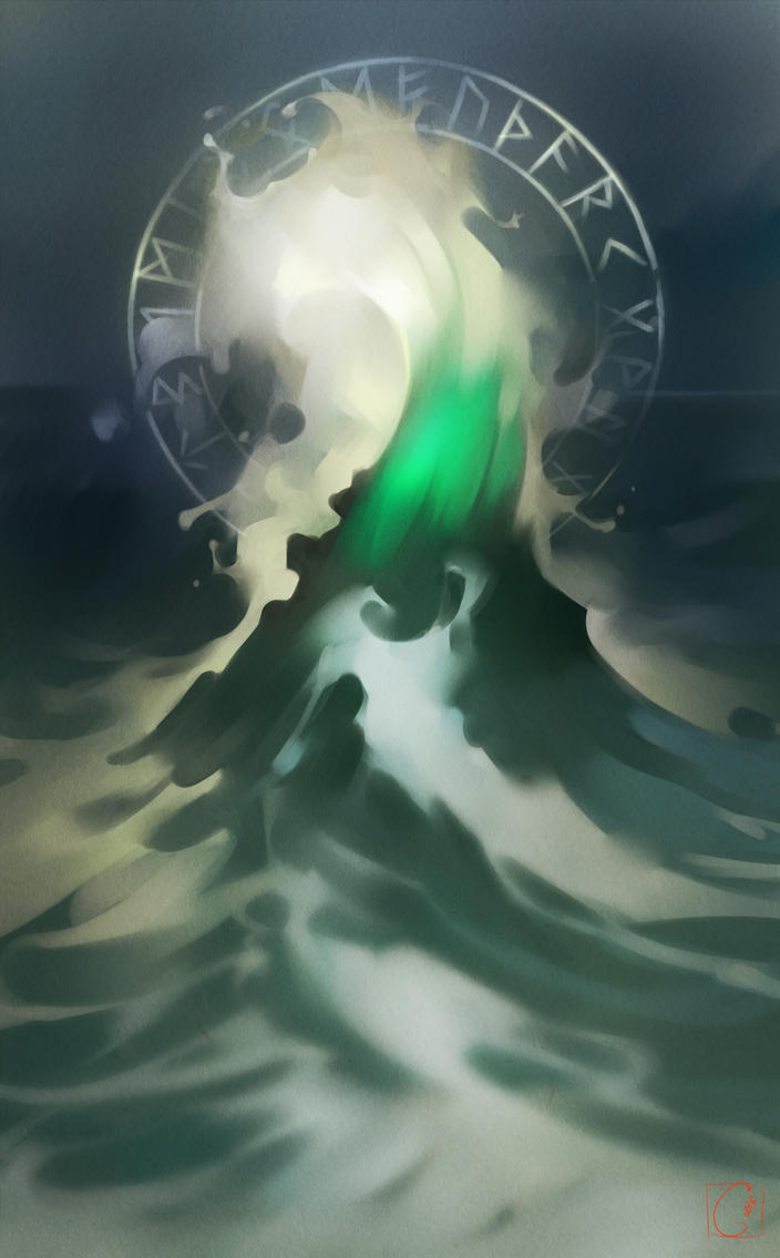 celtic wave by GaudiBuendia