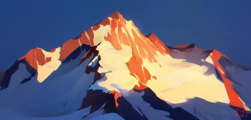 Mountain by GaudiBuendia