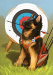 archer's dog