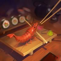 brave shrimp