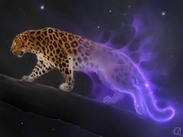 Amur leopard by GaudiBuendia