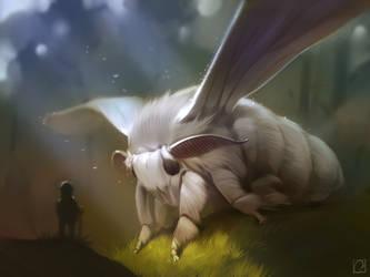 silkworm by GaudiBuendia