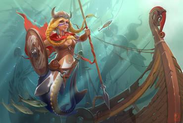 viking's mermaid