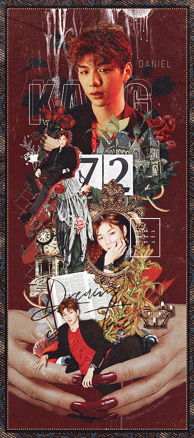 180126 / Kang Daniel by ChanHyukRu