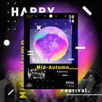 180924 / BTS x 2018 Happy Mid-Autumn Festival