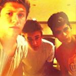 Zayn,Niall y Justin Icon by irupsofi