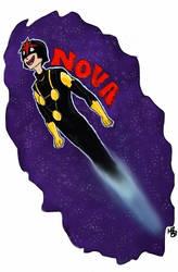 Nova by inspiredartist-mlr