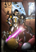 Star Wars RPG-Scene No.01 by Little-Padfoot