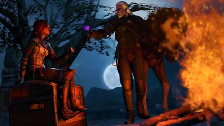 Witcher - Romantic Hunt