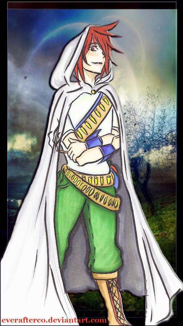 Daichi Ryou: 'The Warrior' 2 by LordMaru4U
