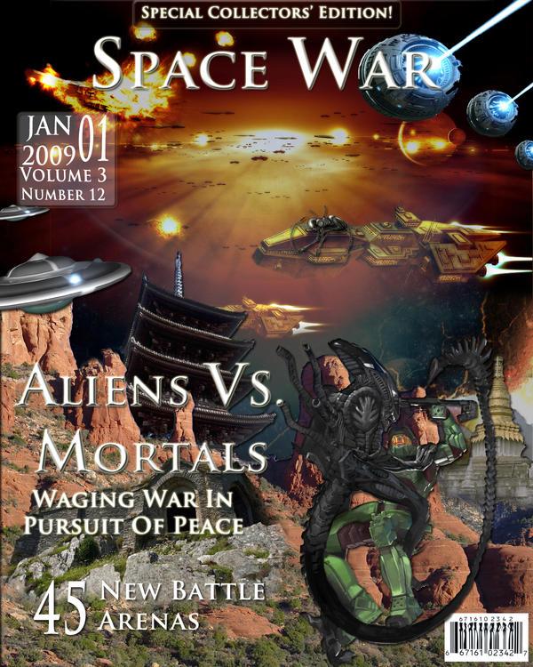 Space War's by LordMaru4U