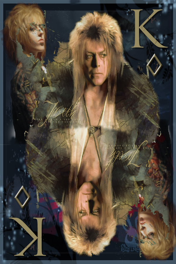 The Labyrinth King Jareth by LordMaru4U