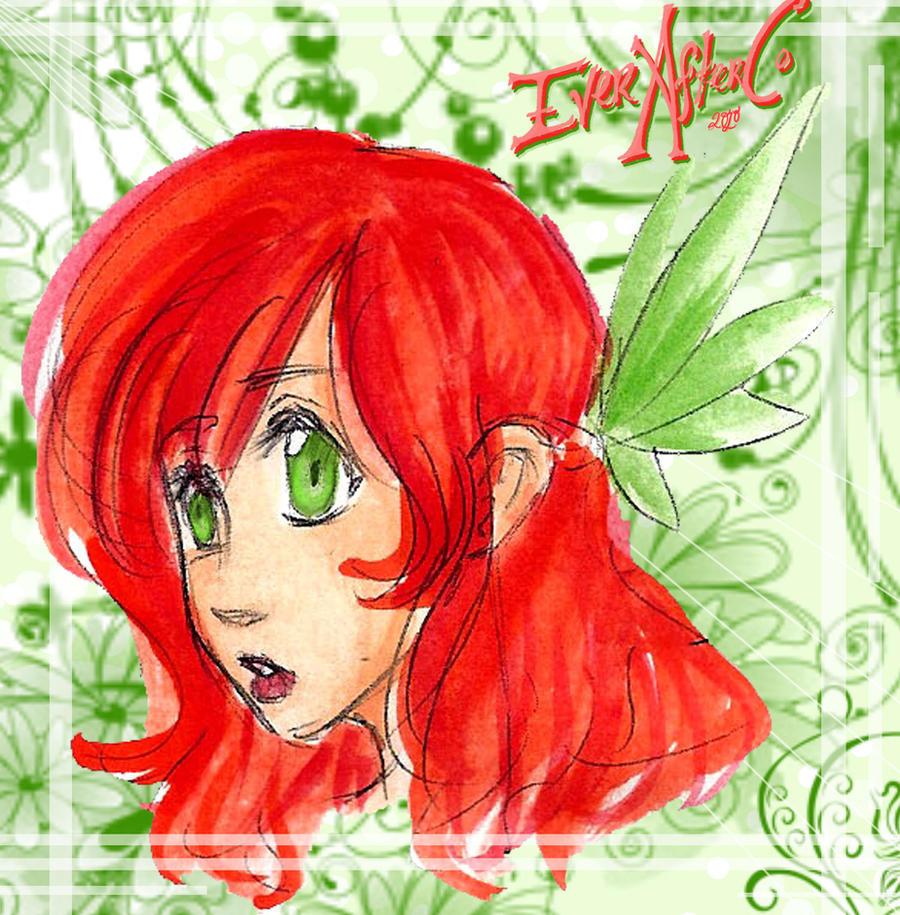Red Head by LordMaru4U