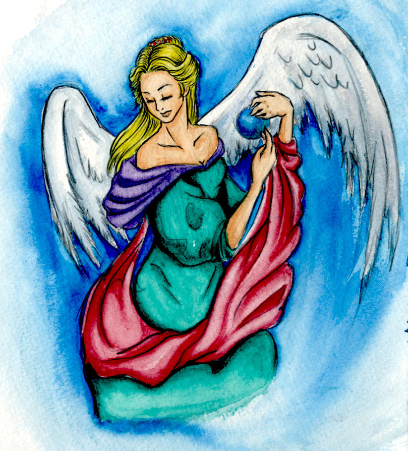 Virgin Maria: Apocalypse by LordMaru4U