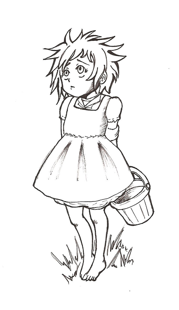 Ponyo et Memorie's by LordMaru4U