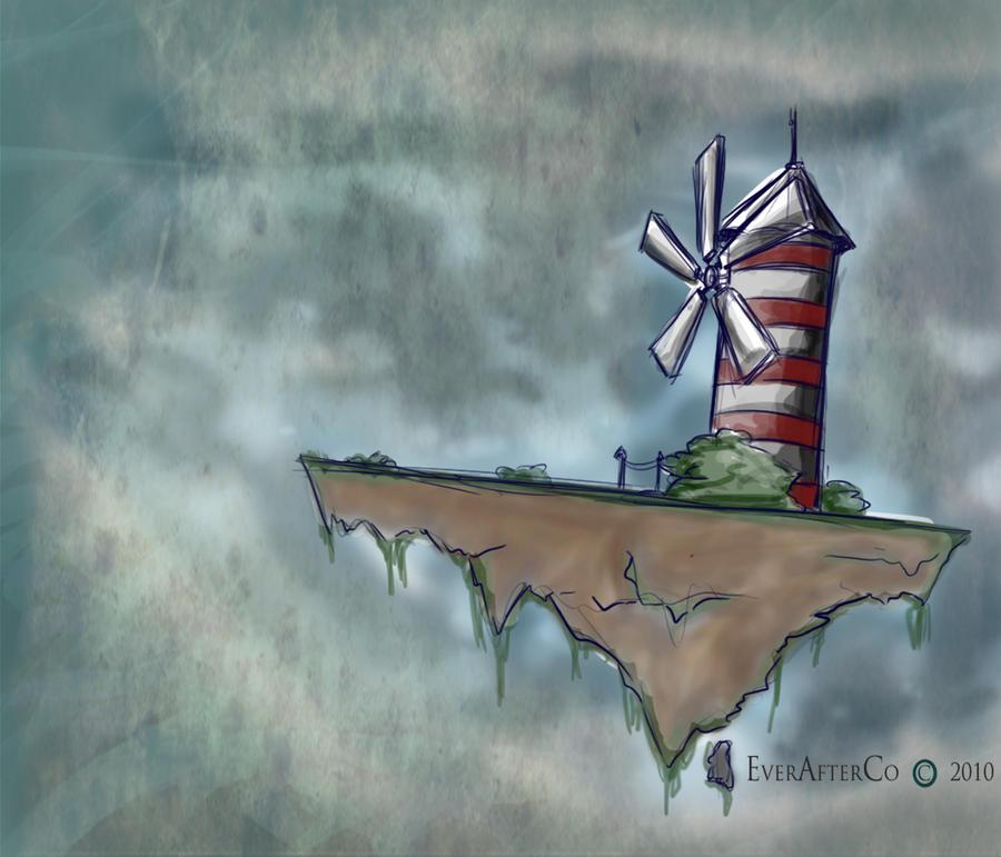 Windmill's by LordMaru4U