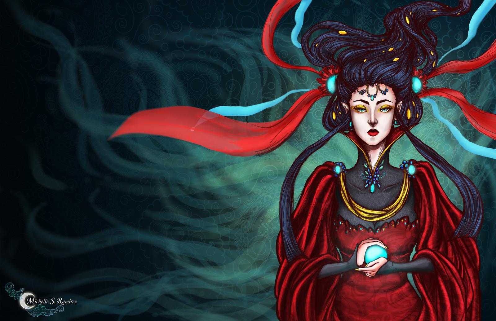 Spiritus by LordMaru4U