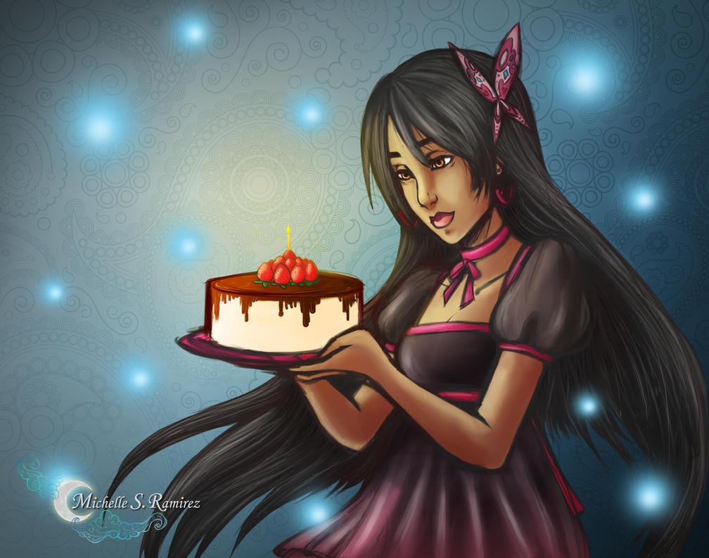 Happy Birthday catkittycool321 by LordMaru4U