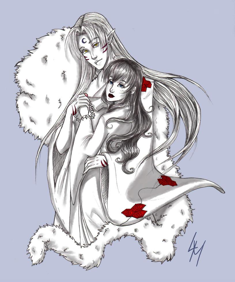 Hold me Close by LordMaru4U