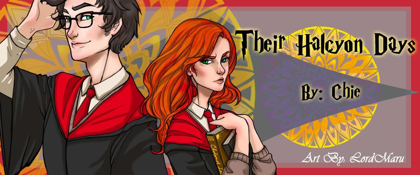 Banner- Their Halcyon Days by LordMaru4U