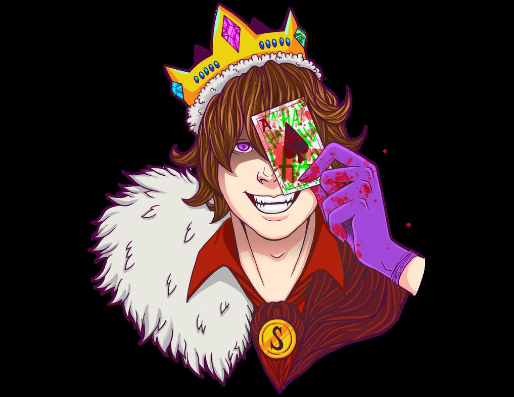 King SwirvOut Wanna play by LordMaru4U