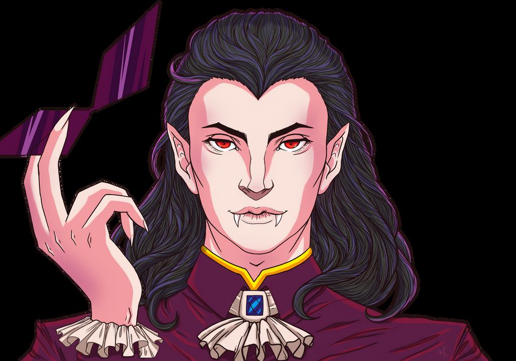 Sexy Swag Dracula 2017 by LordMaru4U