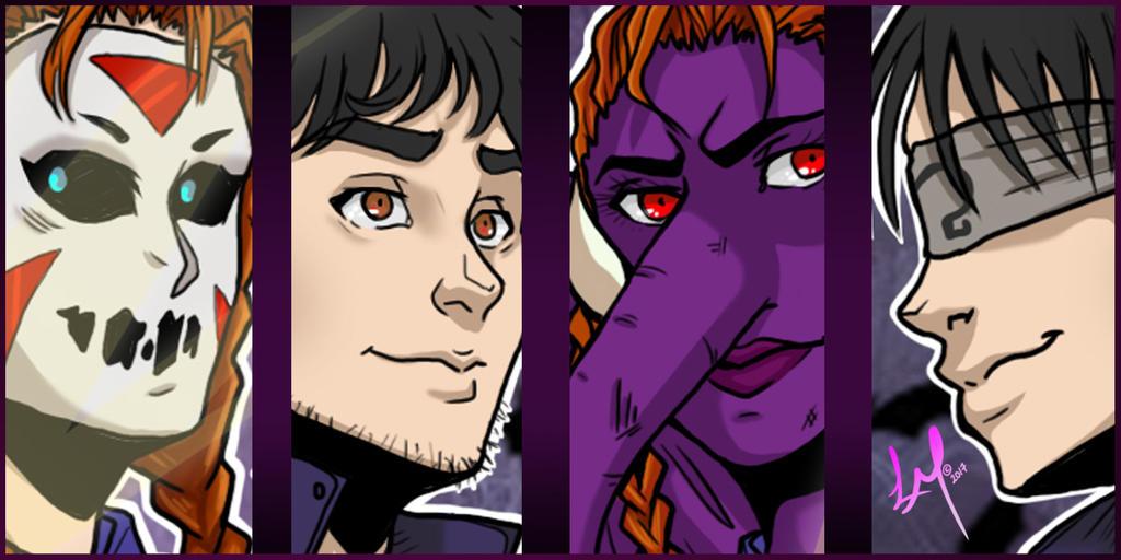 Halloween Special Preview by LordMaru4U