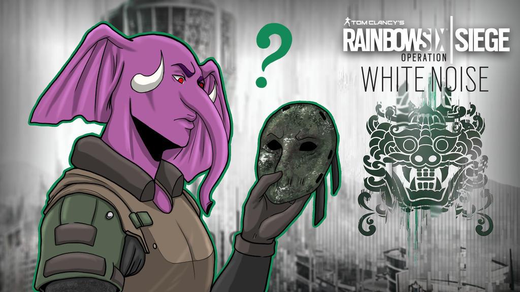 Rainbow Six Siege Gorillaphent by LordMaru4U