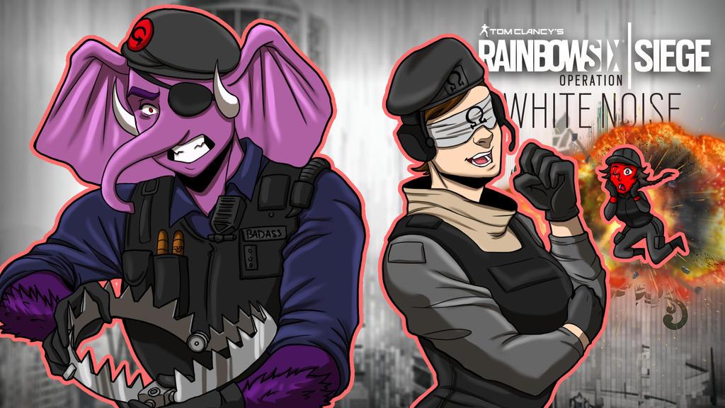 Rainbow Six Siege Bear Trap by LordMaru4U