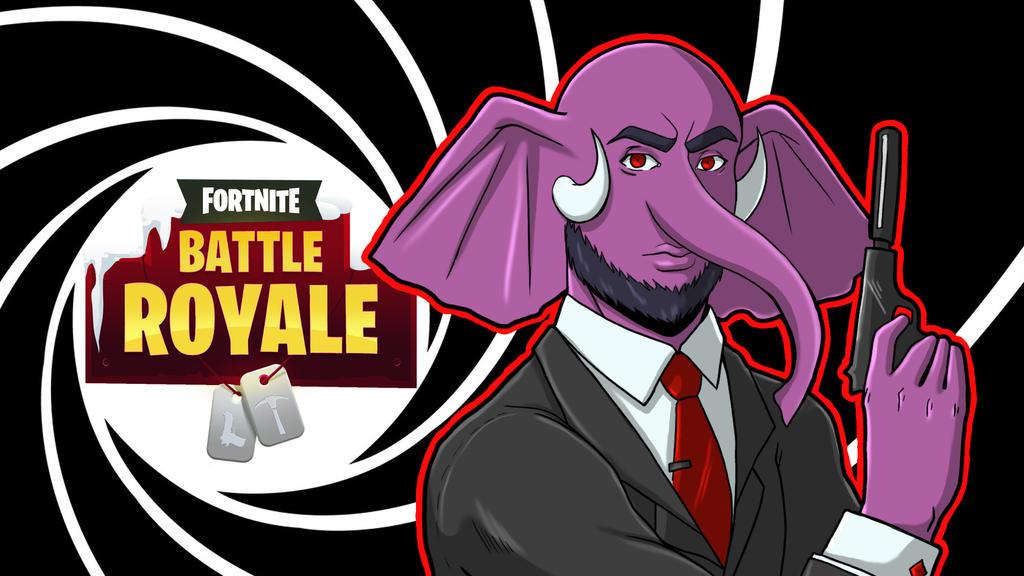 Agent Gorillaphent by LordMaru4U