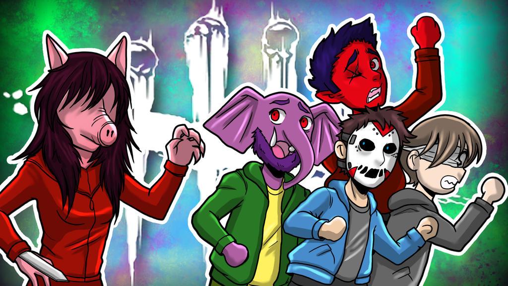 DBDL Pig Killer by LordMaru4U