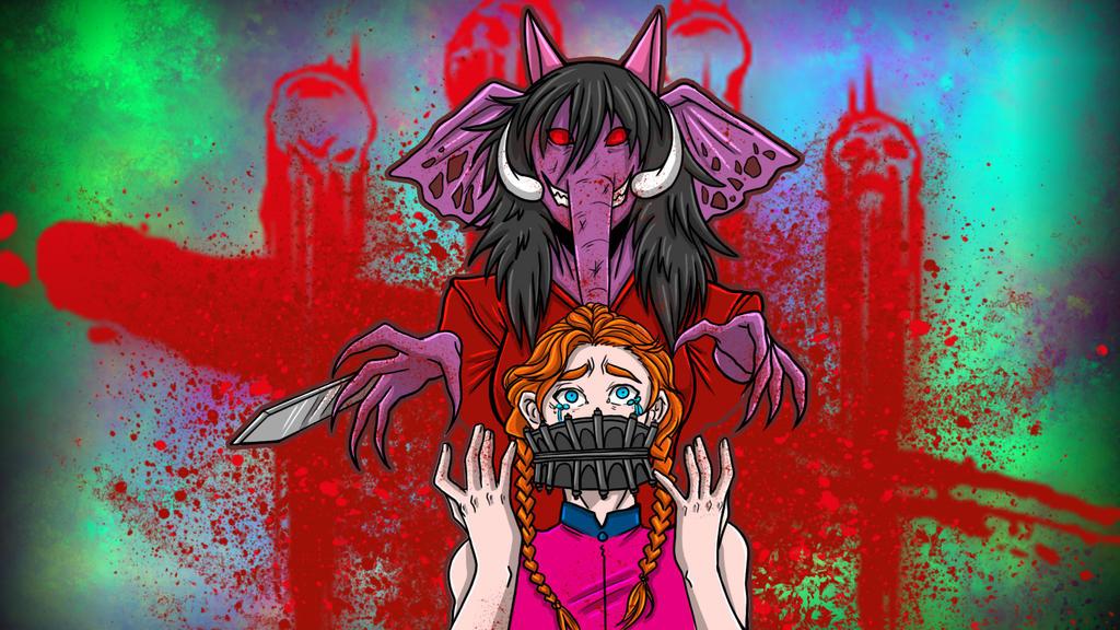 DBDL Gorillapig Killer by LordMaru4U