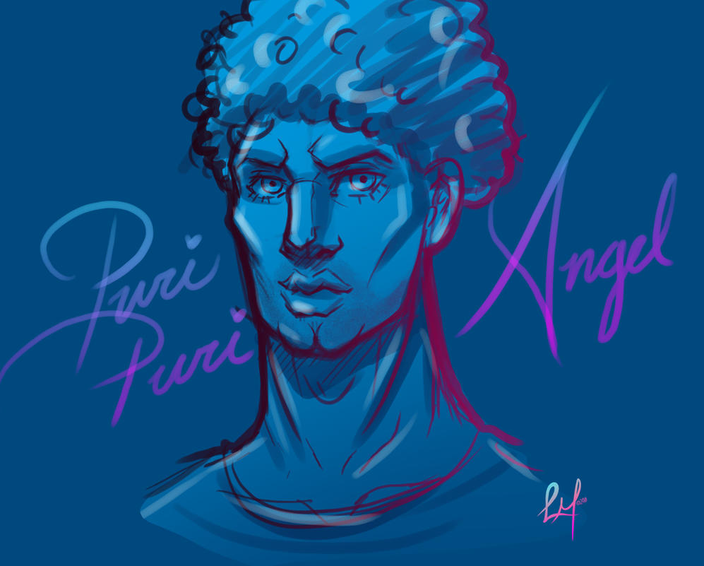Puri Puri Angel by LordMaru4U