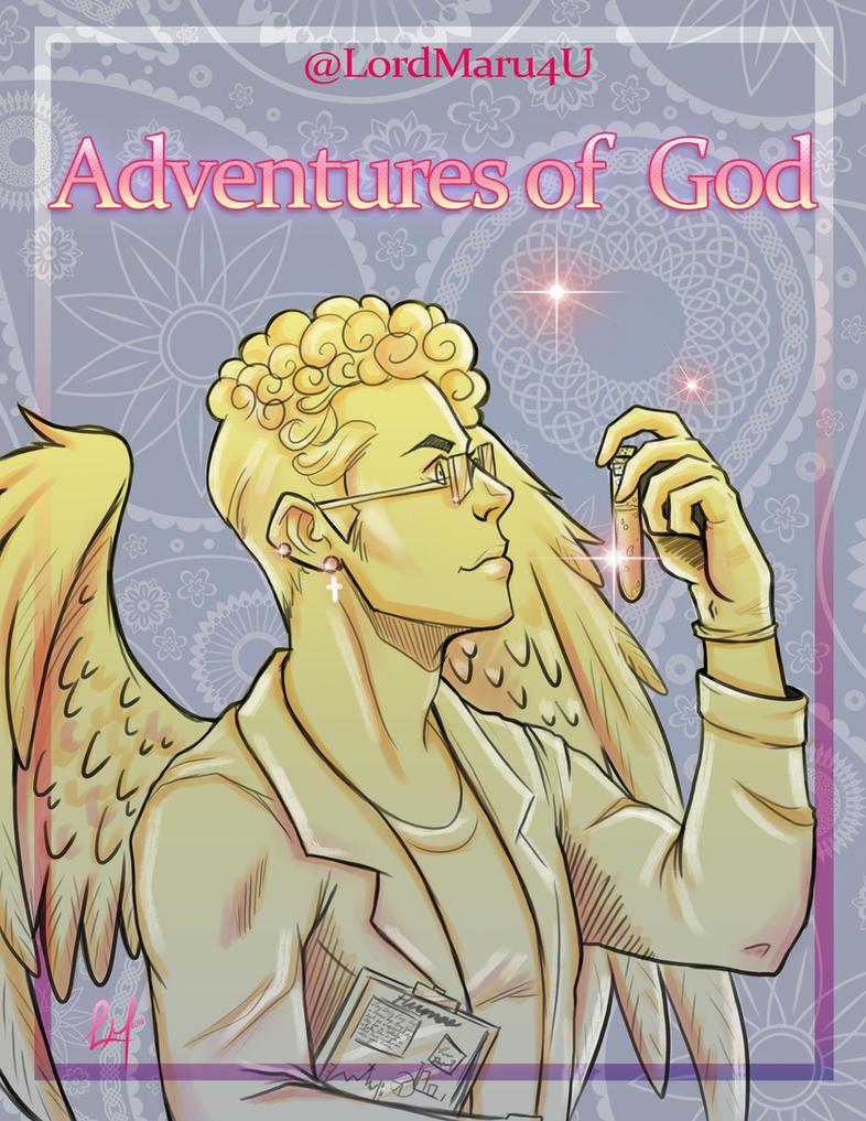 Adventures of God - Gabriel by LordMaru4U
