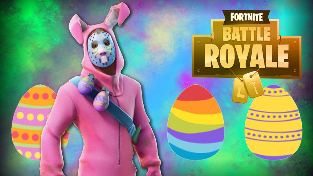 Fortnite BR - Easter Bunny by LordMaru4U