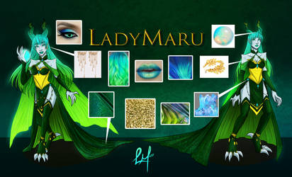 LadyMaru Details