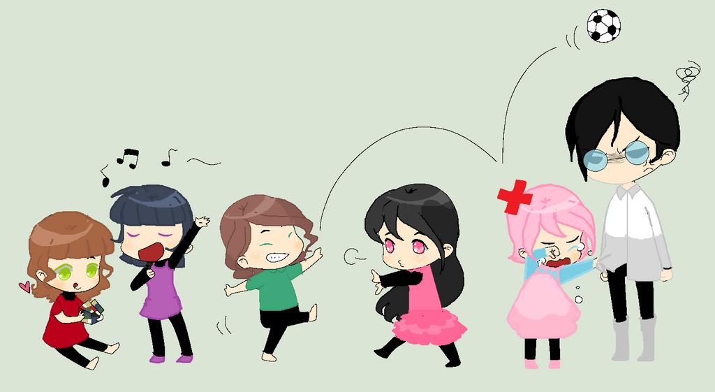 APG Kids by YumiTsunkino