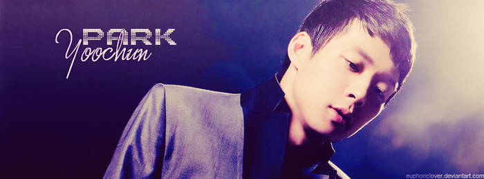 Park Yoochun - Facebook Cover