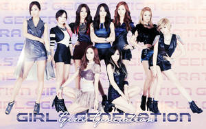 Girls Generation by euphoriclover