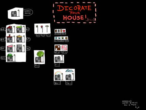 Decoration Items Chart