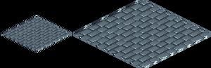 First tiles