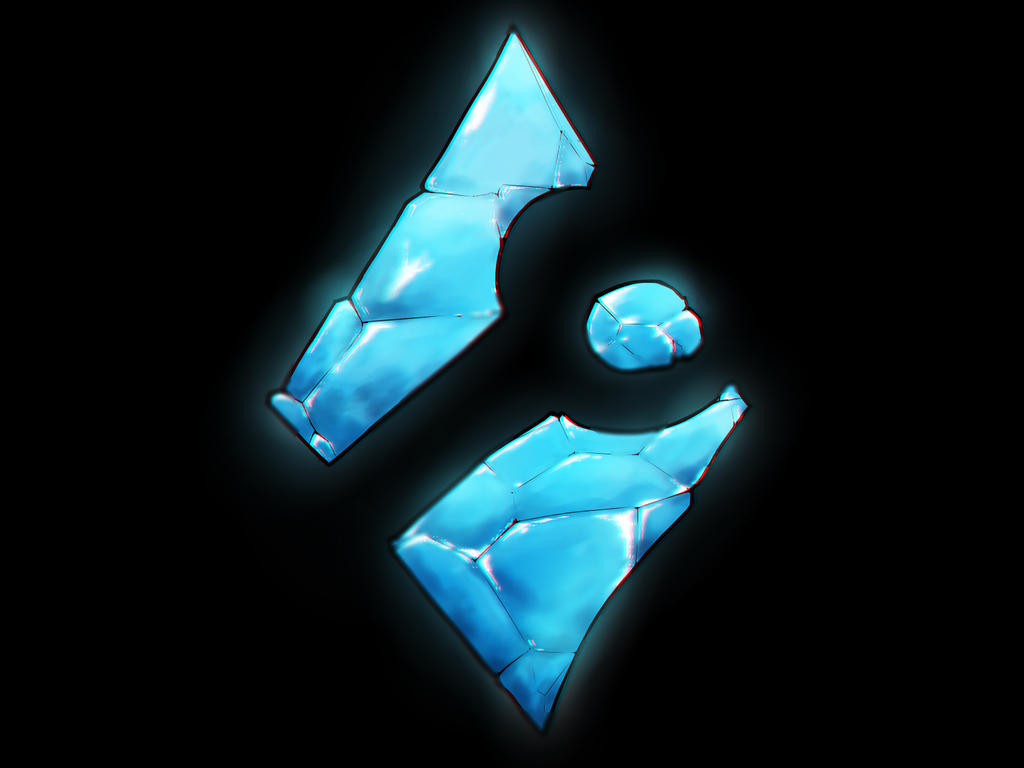 Ice Fix Games Logo Revamp (fixed color by SrGrafo on DeviantArt