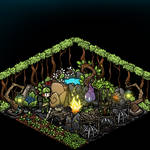RpVoid Room Editor (more forest items)