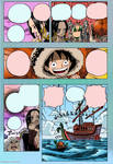 One piece ch 599 page 2 color