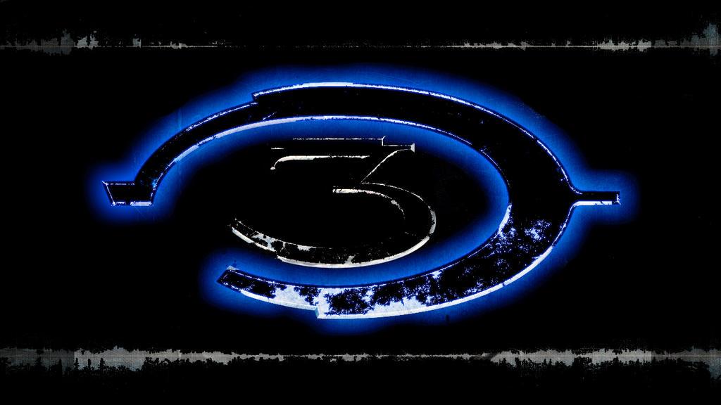 Halo 3 - Logo Desgastado by Plamber on DeviantArt