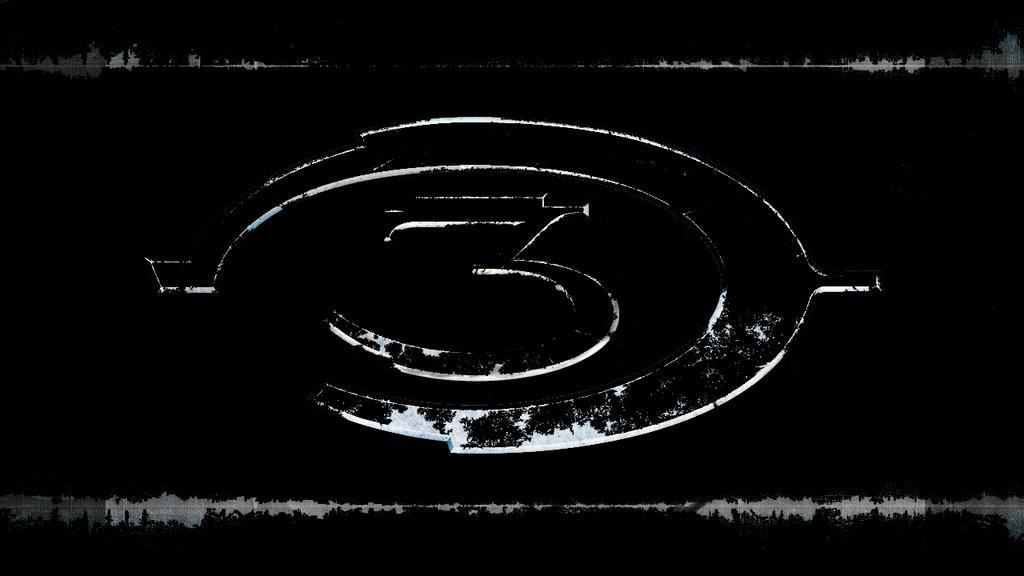 Halo 3 Logo Desgastado 2 By Plamber On Deviantart