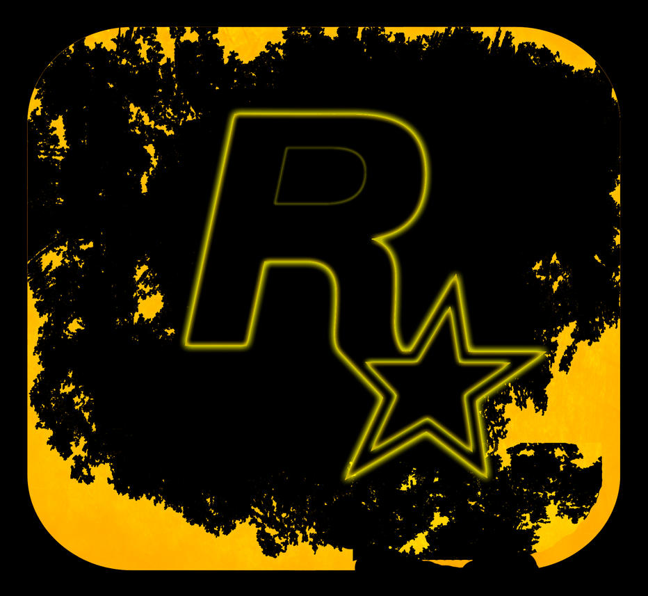 rockstar logo by plamber on deviantart