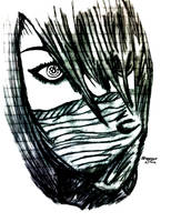 Ninja Girl by JeversonLima