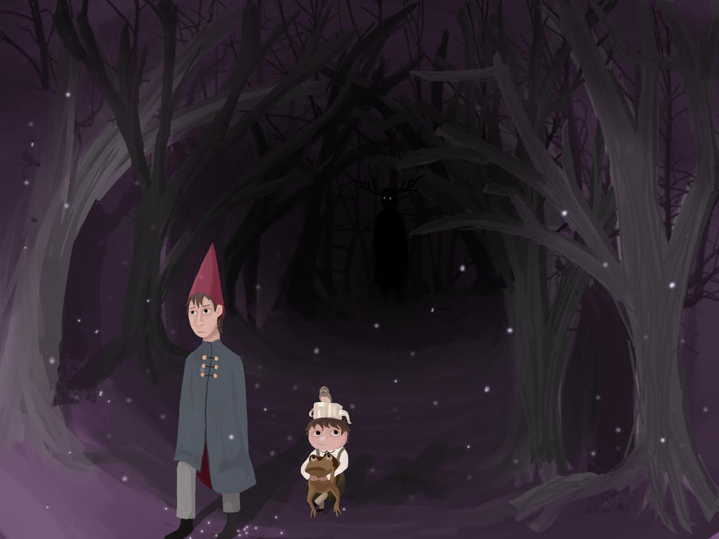 Over The Garden Wall By Musicisaportal On Deviantart