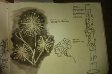 My sketchbook by aingeal-uisge